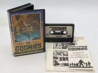 THE GOONIES - ZX Spectrum Tape Cassette Game Hard Case 1985 U.S Gold VERY RARE