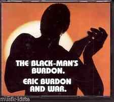 ERIC BURDON and WAR - The Black-Man's Burdon -orig.1993 > 2 CD Box-Set