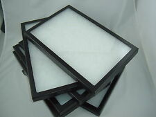 "riker mount jewelry display case made in usa display box flea market 4-8 X 12"""