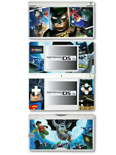 Lego Batman 2 DC Super Heroes Vinyl Skin Sticker for Nintendo DS Lite