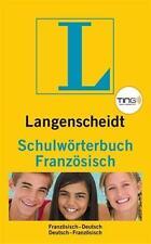 Langenscheidt Schulwtb. Französisch TING-Edition (2012, Kunststoff)