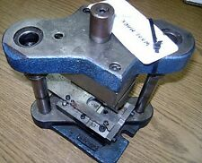 Stamping Press Tool And Die To Make Wool Mark- Jewelry Pendant - Very Nice