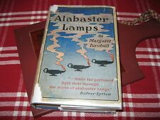 Alabaster Lamps By Margaret Turnbull - 1925 HC/DJ