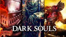 Dark Souls Trilogy! PC! (STEAM ACCESS OFFLINE)