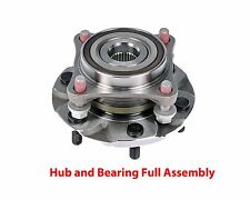 1 New DTA Front Wheel Hub and Bearing Full Assembly Fits 4WD Tacoma Only