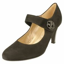 Gabor Leather Pump, Classic Heels for Women