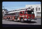 Carlstadt NJ 1969 Mack CF Pierce 75' Snorkel Fire Apparatus Slide