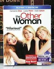 The Other Woman - Blu-Ray New w/ Slipcover + Digital - I Ship Boxed