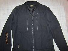 CALVIN KLEIN Men's Lined JACKET Size XL Casual BLACK Work KHAKI'S Range NEW