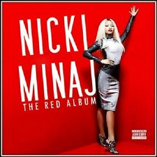 "NICKI MINAJ- ""THE RED ALBUM"" Mix CD... SUPER HOT!!!"