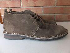 MERONA Beige Brown Suede Leather CHUKKA Shoes Men's 7