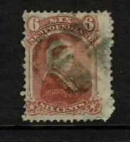 Newfoundland SG# 39, Used - Lot 071717