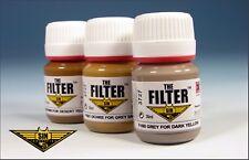 Mig Afrika Korps Filter Set (P400+P401+P402+Guide) P403