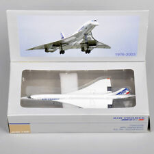 Concorde Air France 1976-2003 Airliner Model 1:400 Alloy Collectible Display Toy