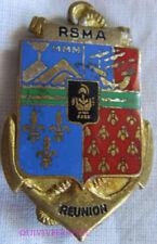 IN10970 - INSIGNE Régiment du Service Militaire Adapté REUNION