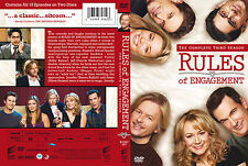 Rules of Engagement - The Complete Third Season (DVD, 2009)