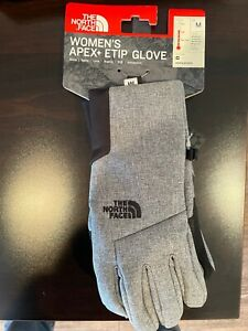 The North Face Women's Apex Etip Gloves new! size M