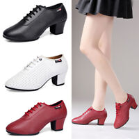 Dance Shoes Women Jive Practicing Sandals Comfortable Samba Training Shoes New