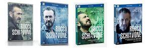 Rocco Schiavone - Stagioni 1-4 Cofanetti Singoli (11 DVD) - ITA ORIGINALI -