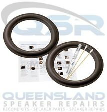 "10"" Foam Surround Repair Kit to suit Advent Speakers w/ Metal Frame (FS 223-191)"