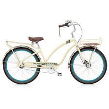 Electra Cruiser 3i Damen Fahrrad Tapestry Stadt Cruiser Retro Ladies Aluminium