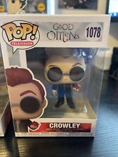Good Omens Crowley with Apple Pop! Common mint with protector