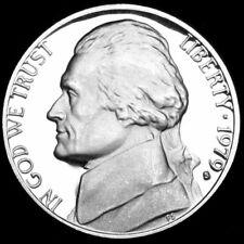 1979 S Jefferson Proof Nickel Type 1 Filled S