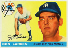 DON LARSEN 55 ACEO ART CARD ## BUY 5 GET 1 FREE ## or 30% OFF 12 OR MORE