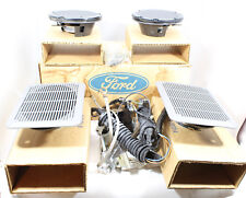 s l225 ford vintage car and truck radio & speaker systems ebay  at highcare.asia