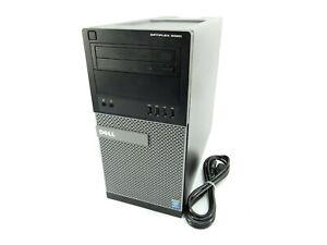 Dell Optiplex 9020 Intel Core i7-4770 @ 3.40GHz 8GB RAM 500GB HDD DVDRW
