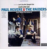 Paul Revere & the Raiders - Just Like Us [New CD]