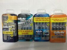 GILLETTE FUSION / FUSION POWER RAZOR BLADES  4 / 8 / 10 - UK STOCK