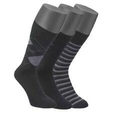 Regular Size Casual 100% Cotton Socks for Men