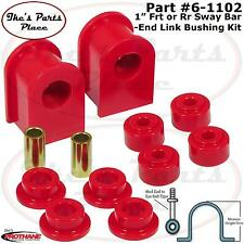"Prothane 6-1102 Frt or Rr Tall Frame-1"" Sway Bar/Stud-End Link 75-98 Ford Trucks"