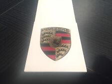 Porsche 911 Wappen Deckelwappen Logo Emblem WVK81090004