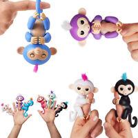 Smart Finger Baby Monkey Mini Children Finger Toy Electronic Interactive Pet Fun