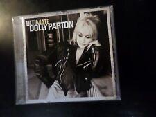 CD ALBUM - DOLLY PARTON - ULTIMATE