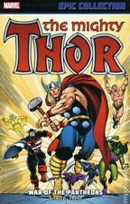 Thor War of the Pantheons TPB Epic Collection #1-1ST NM 2013 Stock Image