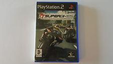 TT SUPERBIKES Real Road Racing Championship / jeu Playstation 2 / PAL FRA