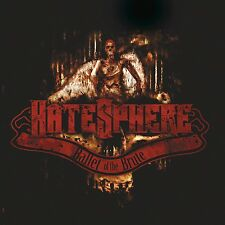 HATESPHERE - Ballet Of The Brute - LP Red [limited 100]
