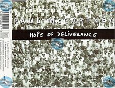 PAUL McCARTNEY HOPE OF DELIVERANCE CD MAXI beatles