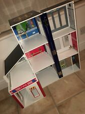 Car Garage Childrens Kids Play Police Fire Station Mothercare RRP £125