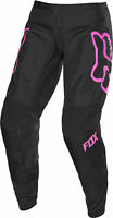 Fox Racing Womens Black/Pink 180 Prix Dirt Bike Pants MX ATV 2020