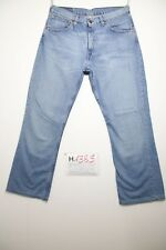 Levis 507 (Cod.H1383) Tg.48 W34 L34 accorciato jeans usato bootcut