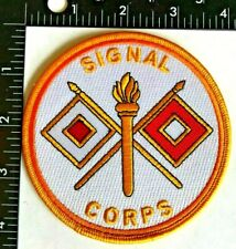 New listing Us Army Signal Corps Branch Patch (Mp)