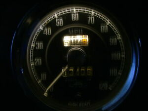 Replacement Dash Low Profile Led's for your Vintage Car ** Negative ground**