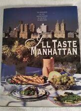 I'll Taste Manhattan The Junior League of the City of New York (1994 HC/DJ)