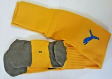 Puma Striker Socks Yellow size UK 6 - 8