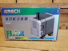 New Grech Submersible Pump Freshwater and Saltwater CHJ-600