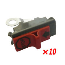 Stop Switch To Fit HUSQVARNA 55 254 61 262 268 281 288 136 141 137 142 10Pack